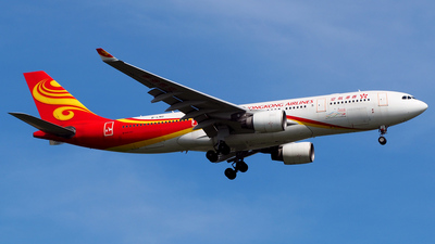 B-LNG - Airbus A330-223 - Hong Kong Airlines