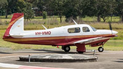VH-VMQ - Mooney M20J - Private