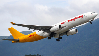 B-LDT - Airbus A330-343P2F - Air Hong Kong
