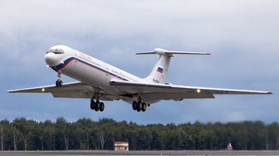 A picture of RA86540 - Ilyushin Il62M - Rossiya  Special Flight Squadron - © Artyom Kuzhlev