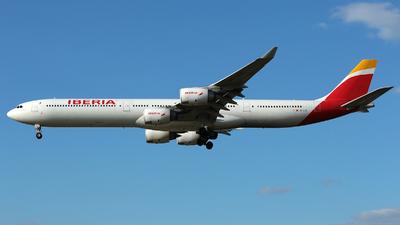 EC-LCZ - Airbus A340-642 - Iberia