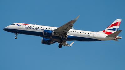 G-LCYT - Embraer 190-100SR - BA CityFlyer