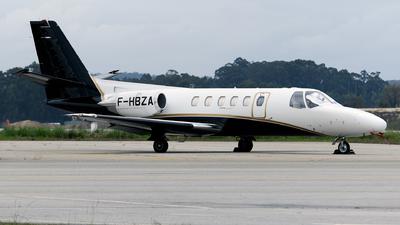 A picture of FHBZA - Cessna 550 Citation II -  - © Rui Marques