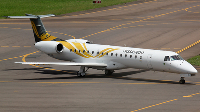PR-PSL - Embraer ERJ-145LR - Passaredo Transportes Aéreos
