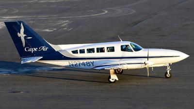 N2748Y - Cessna 402C - Cape Air