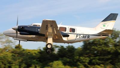 PT-RFR - Embraer EMB-821 Carajá - TAVAM - Táxi Aéreo Vale do Madeira