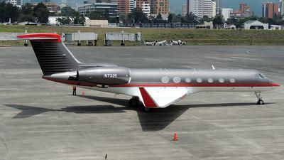 N7325 - Gulfstream G550 - Private