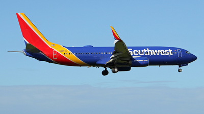 N8694E - Boeing 737-8H4 - Southwest Airlines