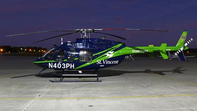 N403PH - Bell 407 - PHI Air Medical