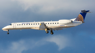 N13978 - Embraer ERJ-145LR - United Express (ExpressJet Airlines)