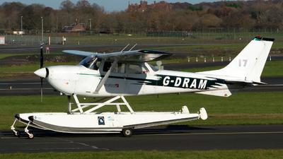 G-DRAM - Reims-Cessna FR172F Reims Rocket - Private