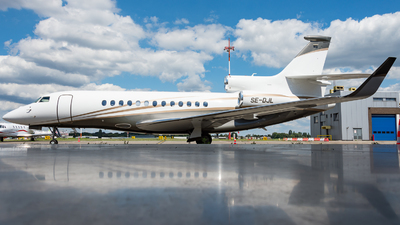 A picture of SEDJL - Dassault Falcon 7X -  - © J.Evrard-AirTeamImages