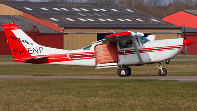 PH-ENP - Cessna U206G Stationair - Private