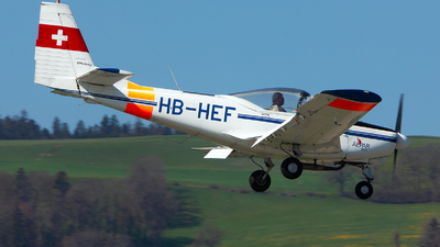 HB-HEF - FFA AS-202/15 Bravo - Alpar Belp