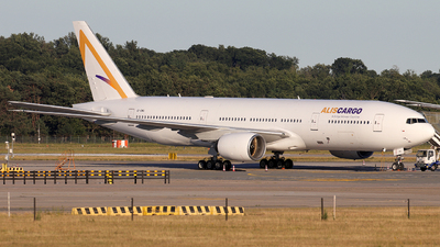 EI-GWA - Boeing 777-212(ER) - AlisCargo Airlines