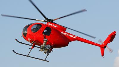 OH-HNX - Hughes 500D - Heliwest Oy