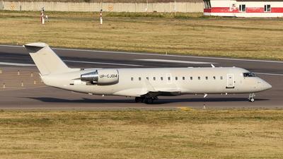 UP-CJ014 - Bombardier CRJ-200ER - Fly Jet.kz