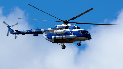 RA-27197 - Mil Mi-8MTV-1 Hip - Gazpromavia