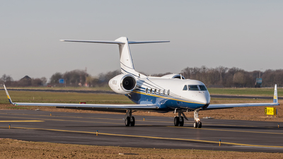 N555LR - Gulfstream G450 - Private