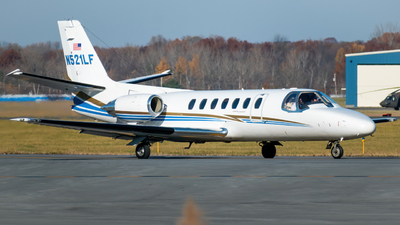 N521LF - Cessna 560 Citation V - Private