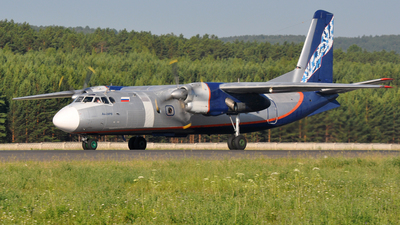 RA-46667 - Antonov An-24RV - Turuhan Avia