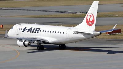 A picture of JA224J - Embraer E170STD - Noble Air Charter - © Mitsuhiro Yamamoto