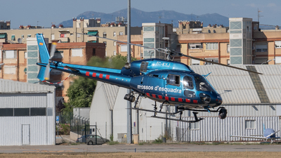 A picture of ECKYJ - Airbus Helicopters AS355 Ecureuil 2 - [5767] - © Trànsit aeri de Catalunya