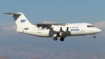 A picture of CCANS - Avro RJ85 - Aerovias DAP - © MartinezRoe7