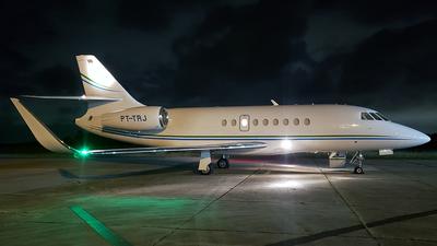 PT-TRJ - Dassault Falcon 2000S - Private