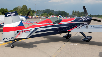 OK-KOP - Extra 330SC - Private