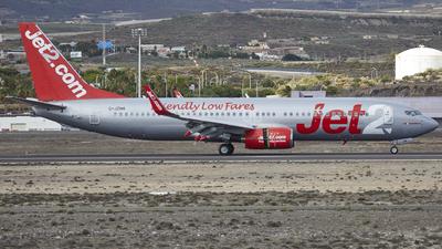 A picture of GJZHH - Boeing 73785P - Jet2 - © Manu Aldana