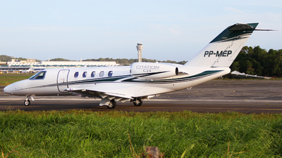 PP-MEP - Cessna 525C CitationJet 4 - TAM Jatos Executivos