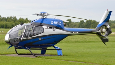 G-HVRZ - Eurocopter EC 120B Colibri - Private