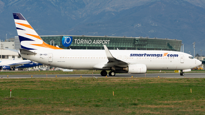 OM-HEX - Boeing 737-81Q - SmartWings (Air Explore)