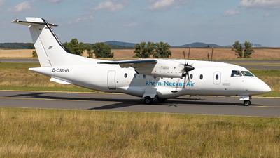 A picture of DCMHB - Dornier 328110 - MHS Aviation - © Arne P.