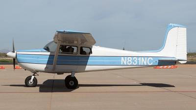 A picture of N831NC - Cessna 175 Skylark - [55432] - © Felipe García