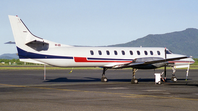 VH-UZG - Fairchild SA227-AC Metro III - Jetcraft Aviation