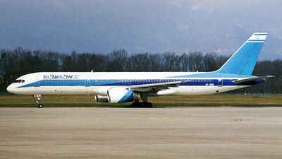 4X-EBS - Boeing 757-258 - El Al Israel Airlines