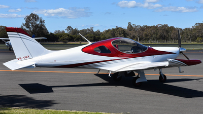 A picture of VHYWY - BRM Aero Bristell RG - [88] - © Jarrod Swanwick