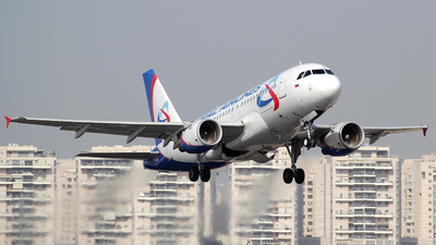 A picture of VQBTP - Airbus A319112 - Ural Airlines - © Rami Mizrahi