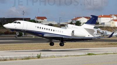M-ROLL - Dassault Falcon 7X - Private