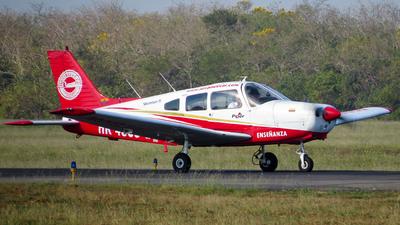HK-4666-G - Piper PA-28-180 Cherokee - Escuela de Aviacion Protecnica