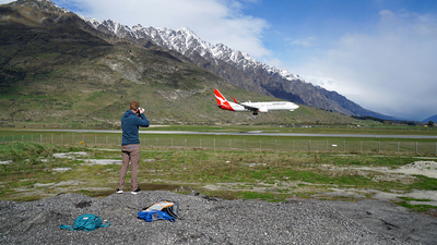 NZQN - Airport - Spotting Location