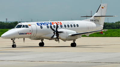 HK-4775 - British Aerospace Jetstream 41 - EasyFly