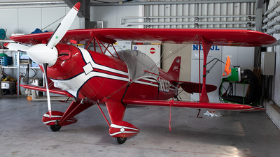 N92ED - Pitts S-2B Special - Private