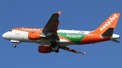OE-LQY - Airbus A319-111 - easyJet Europe