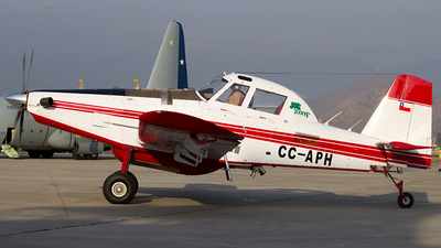 CC-APH - Air Tractor AT-802 - CONAF CHILE