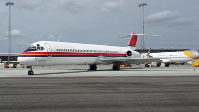 I-SMES - McDonnell Douglas MD-82 - Danish Air Transport (DAT)