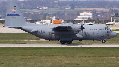 93-1037 - Lockheed C-130H Hercules - United States - US Air Force (USAF)