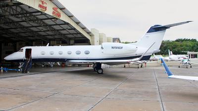 N199DF - Gulfstream G-IV - Private